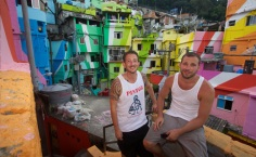 Favela Painting 00a