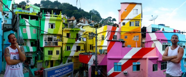 Favela Painting 01