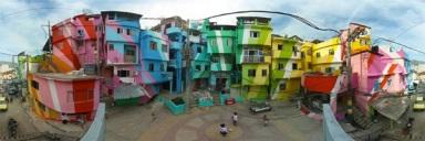 Favela Painting 04