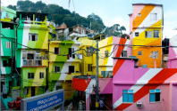 Favela Painting 07