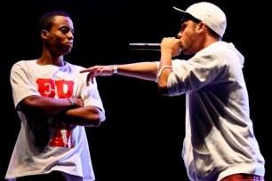 Duelo de MCs - Eus-R 03