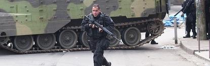 Ocupação Militar do Complexo do Alemão 17