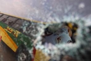 Carro é metralhado e dois morrem na Rodovia Washington Luiz
