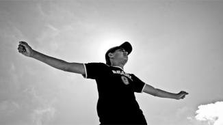 Cristiano Nascimento explorou o céu do Morro do Papagaio