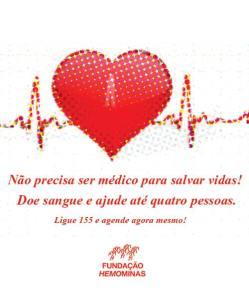 Eus-R Doação de Sangue .