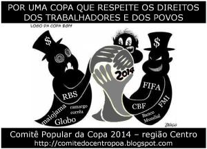 CARTAZ Comitê COPA2