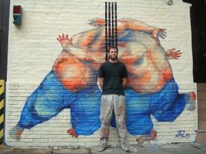 Jaz buenos aires street art graffiti ©  buenosairesstreetart.com