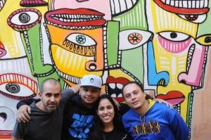 Arte / Os grafiteiros agora estao na universidade cursando cursos de arte