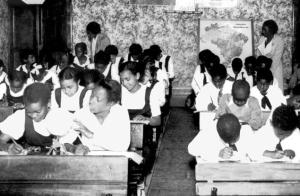 No auge da sua existência, a associação mantinha escolas para que os negros pudessem estudar, além de cursos profissionalizantes