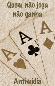 AntimidiaBlog - Quem não joga não ganha